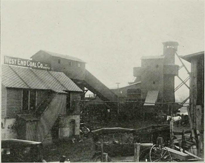 west end mine